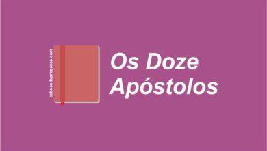 12 Apóstolos de Jesus