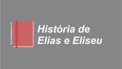 História de Elias e Eliseu