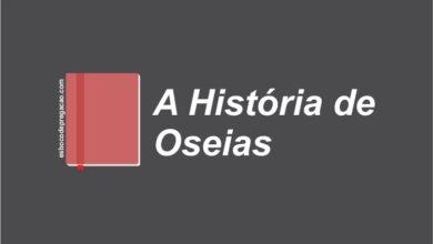 História de Oseias
