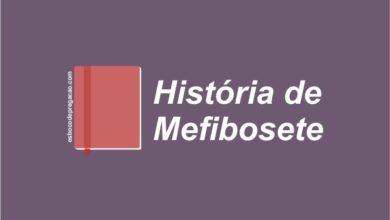 Esboço de pregação sobre Mefibosete