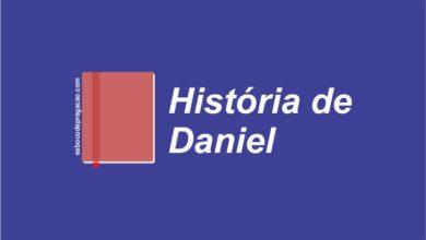 História do profeta Daniel