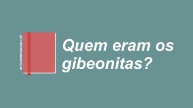 Gibeonitas