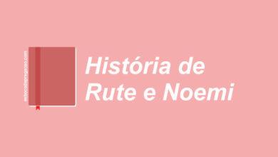 Historia de Rute e Noemi
